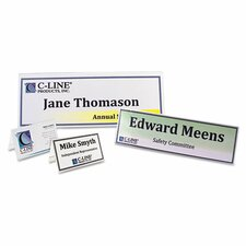 Name Tents with Holder (Set of 25)