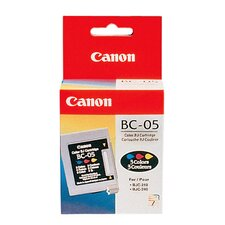BC05 OEM Ink Cartridge, 300 Yield, Color