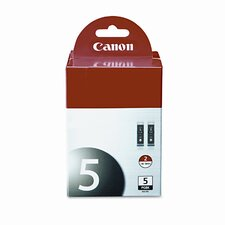 0628B009 (Pgi-5Bk) Ink (2/Pack)