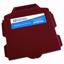 USP300 Inkjet Cartridge, Red