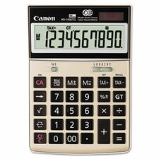 10-Digit Desktop Calculator