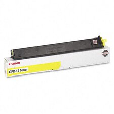 2450B003AA Toner Cartridge, Yellow