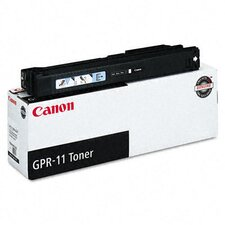 GPR-11BK (7629A001AA) Toner Cartridge, Black