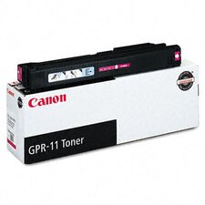 GPR-11M Toner Cartridge, Magenta