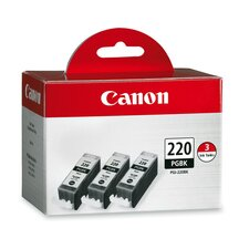 Ink Cartridge, Combo Pack, Black
