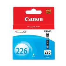 Ink Cartridge, 535 Page Yield, Cyan