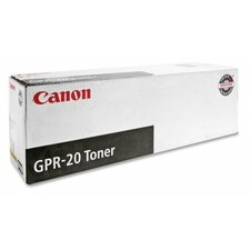 Copier Toner, for Imagerunner C4580, Yellow