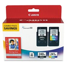 <strong>Canon</strong> Pg 240 and Cl 241Xl Ink Cartridge (Set of 2)