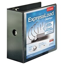 Express Load ClearVue Locking D Ring Binder (Set of 2)
