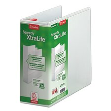 XtraLife Speedy Non Stick Locking Slant D Ring Binder (Set of 2)