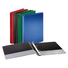 BasicSelect Non Locking Round Ring Binder (Set of 12)