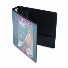 "<strong>Cardinal Brands, Inc</strong> Easyopen Clearvue Locking Round Ring Binder, 2"" Capacity"
