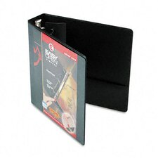 "Easyopen Clearvue Locking Round Ring Binder, 2"" Capacity"
