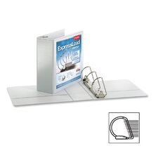"4"" Clearvue Locking D-Ring Binder"