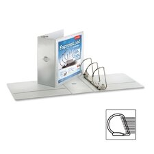 "5"" Clearvue Locking D-Ring Binder"