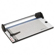 "13.75"" x 18"" Industrial Paper Trimmer, 20 Sheets"