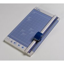 "<strong>Carl Manufacturing</strong> 11"" x 18.5"" Bidex Professional Rotary Trimmer, 10 Sheets"