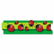 Ladybugs Pop-It Border, 8 Strips/Pack