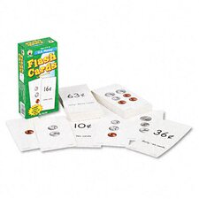 Money Flash Cards, U.S, 96/Pack
