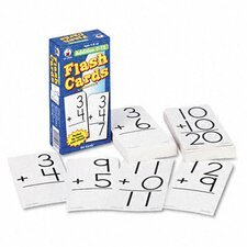 Addition Facts 0-12 Flash Cards, 94/Pack