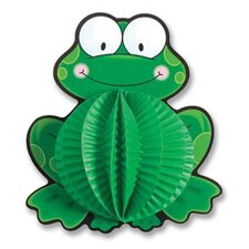 "Pop-Its Frogs 3-D, 6""x6"", 3/PK, Green"