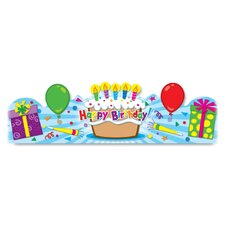 <strong>Carson-Dellosa Publishing</strong> Student Birthday Crown (Set of 30)