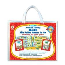 Grade 1 Problem Solving Math Game
