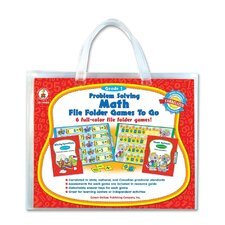 Grade 1 Problem Solving Math Game