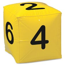 Inflatable Number Cubes (Set of 2)