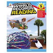 Guiness World Record Reading Book