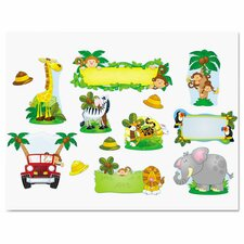 Jungle Safari Bulletin Board Set