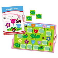 Math File Folder Games Book for Grade 2