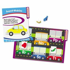 Language Arts File Folder Games Book for Grade 1