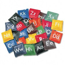 Alphabet Vinyl Bean Bag Set (Set of 26)