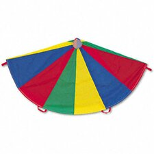 Champion Sports Nylon Parachute with 12 Handles