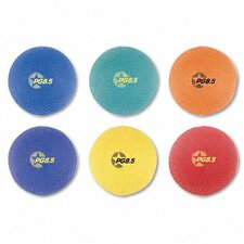 Nylon Playground Ball (Set of 6)