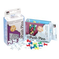Push Pins Assorted