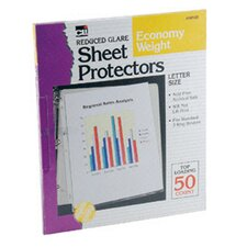 Top Loading Sheet Protectors Reduced