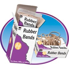 <strong>Charles Leonard Co.</strong> Rubber Bands 3 1/2 X 1/32 X 1/16