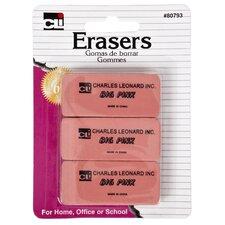 Eraser (3 Pack)