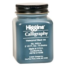 Waterproof Black Calligraphy Ink