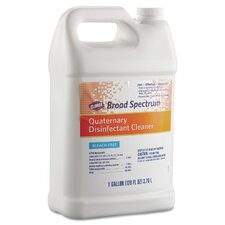 Broad Spectrum Quaternary Disinfectant Cleaner