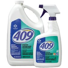 Clorox - Formula 409 Cleaner Degreasers/Disinfectants Formula 409 1 Gallon Commercial So: 158-35300 - formula 409 1 gallon commercial so