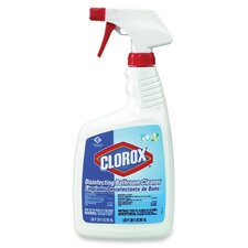 Clorox Disinfecting Bathroom Cleaner, 30 oz.