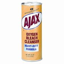 Ajax Oxygen Bleach Powder Cleanser, 21 Oz. Container
