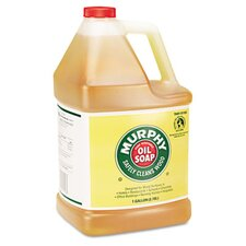 <strong>Colgate Palmolive</strong> Murphy Oil Soap Soap Concentrate, 1 Gal Bottle, 4/Carton