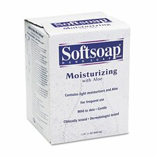 Colgate-Palmolive Softsoap® Moisturizing Hand Soap - 800 ml / 12 per Carton