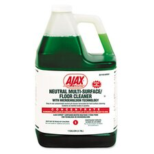 <strong>Colgate Palmolive</strong> Ajax Expert Neutral Multi-Surface/Floor Cleaner, Citrus, 1 Gal. Bottle