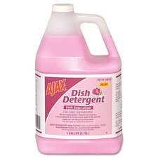 Ajax Dish Detergent, Pink Rose, 1 Gal Bottle