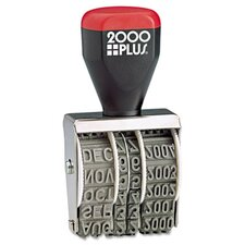 Cosco 2000 Plus® Traditional Date Stamp